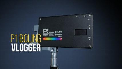 P1 Boling Vlogger Led
