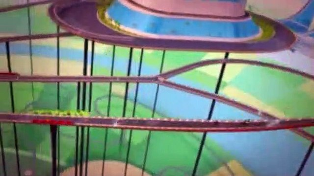 Blaze and the Monster Machines Season 2 Episode 17 Race to Eagle Rock