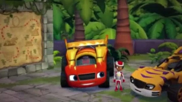 Blaze and the Monster Machines Season 2 Episode 19 The Wishing Wheel