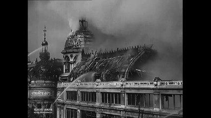 Incendie des grands magasins du Printemps, Paris
