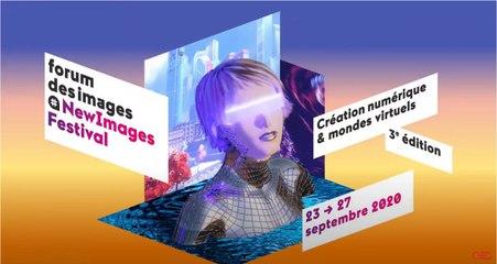 Bande-annonce NewImages festival 2020