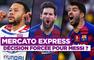Mercato Express : Messi et Suarez restent, Depay en approche