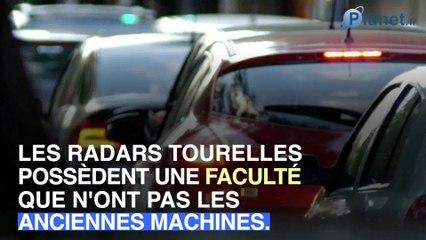 Les radars tourelles s'invitent désormais au feu rouge