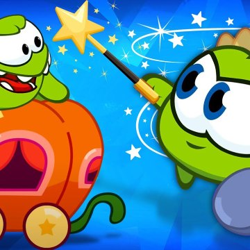 Om Nom Stories: Nibble Nom - Nomerella - Funny cartoons for kids