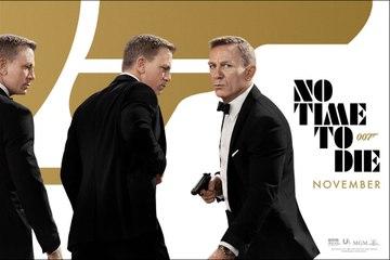 Mourir peut attendre Bande-annonce VF (2020) Daniel Craig, Rami Malek