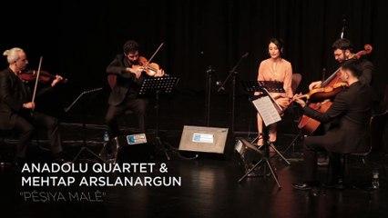 Anadolu Quartet & Mehtap Arslanargun - Pêşiya Malê