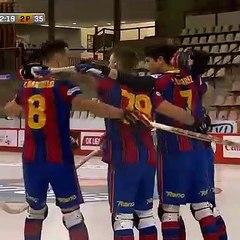 Hélder Nunes marca golaço pelo Barcelona