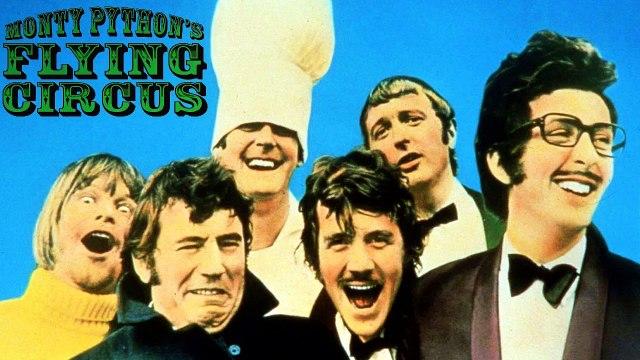 Monty Python's Flying Circus S01E02 (EngSub)