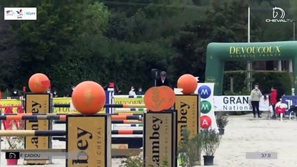 GN2020 | SO_07_Tours | Pro Elite Grand Prix (1,50 m) Grand Nat | Alix RAGOT | ALOHA DE PRESLE
