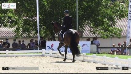GN2020 | DR_03_Vierzon | Pro Elite Grand Prix - Grand National | Anne Sophie SERRE | ACTUELLE DE MASSA