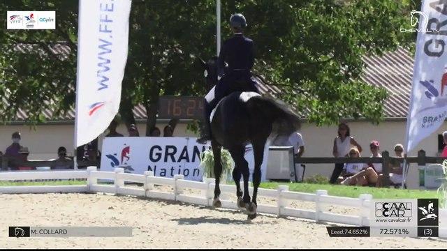 GN2020   DR_03_Vierzon   Pro Elite Grand Prix - Grand National   Maxime COLLARD   CUPIDO PB