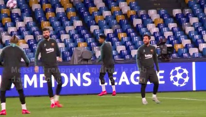 Football: Messi recule et annonce qu'il reste à Barcelone