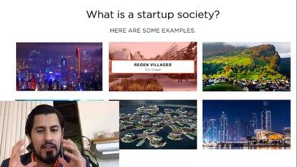 """""""Startup Societies"""" - Civilizaciones del Futuro con Julio Alejandro"""
