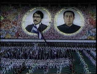Histórica visita a la República Popular Democrática de Corea en 1986