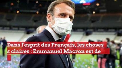 SONDAGE. 43% des Français classent Macron à droite