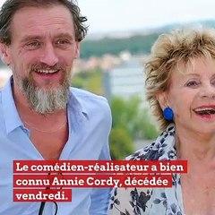 Copy of Annie Cordy à Jean-Paul Rouve : 'Quand je vais mourir, on se souviendra de Tata Yoyo'
