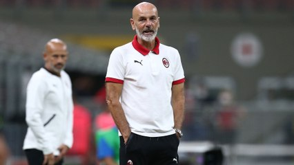 "Pioli: ""Good response from the team"""