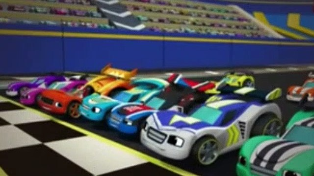 Blaze and the Monster Machines Season 3 Episode 2 The Hundred Mile Race