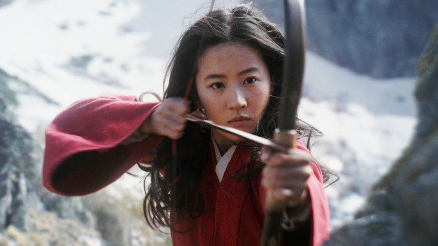 Mulan' Star Yifei Liu Talks Her Special Connection to the Female Warrior