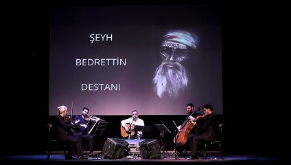 Anadolu Quartet & Hüseyin Kurtulmaz - Dede Sultan