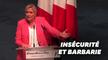 """Pour Marine Le Pen, """"Éric Dupond-Moretti, c'est Christiane Taubira en pire"""""""
