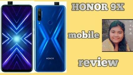 honor 9X 48 MP real camera! honor 9x review (Bhakto Guruji)