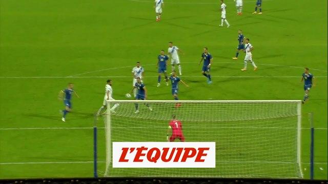 Les buts de Kosovo-Grèce - Foot - L. nations