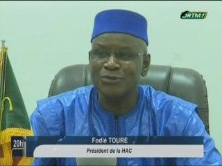 ORTM - Reforme de la presse Malienne