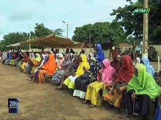 ORTM - Cérémonie funéraire des militaires Maliens décédés suite à l'attaque terroriste à Nara