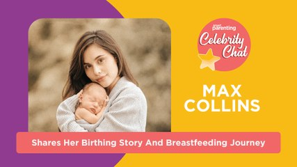 Max Collins Shares Her Birthing Story!