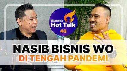 HOT TALK Eps 6- Nasib Bisnis WO di Tengah Pandemi - Katadata Indonesia