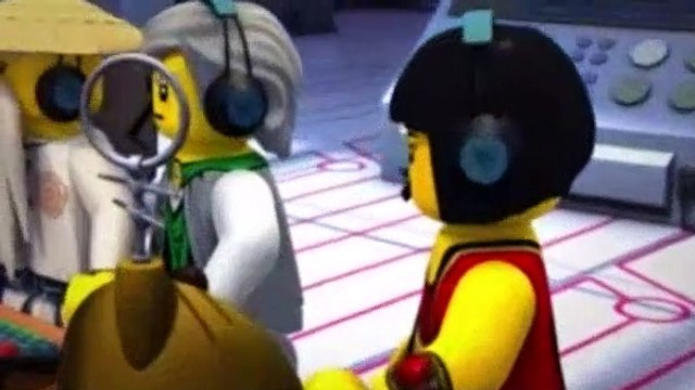 LEGO NinjaGo Masters Of Spinjitzu Season 3 Episode 7 The Void