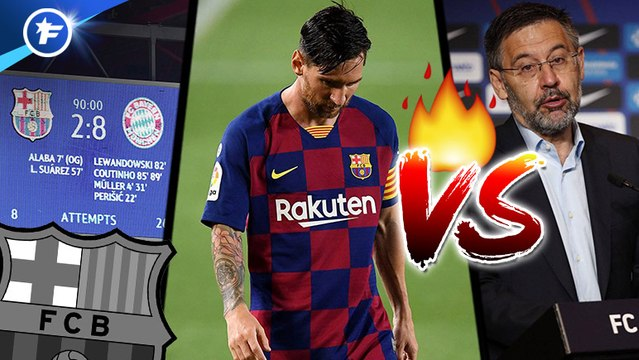 Les 4 problèmes du FC Barcelone suite à l'affaire Lionel Messi, Ansu Fati entre dans l'Histoire