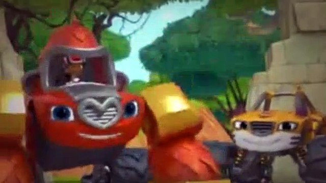 Blaze and the Monster Machines Season 3 Episode 9 Animal Island
