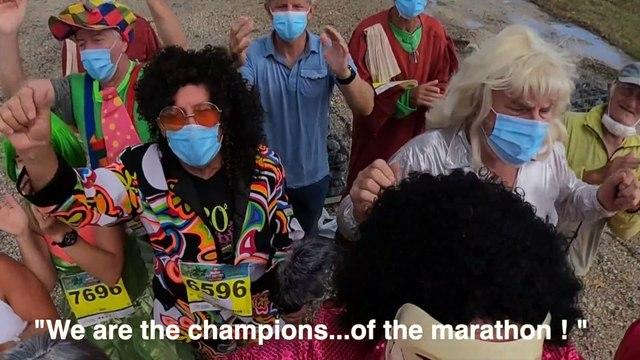 Le 36ème Marathon des châteaux du Medoc - Saison 1