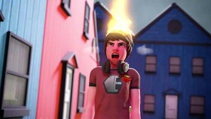 Stay Positive__CGI Animated Short Film  by Tristan Salzmann
