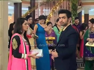 Aaliya and Purab Engagement Episode in Kumkum Bhagya