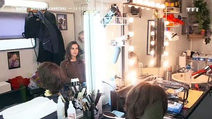 """Candice Dufau se confie sur la difficulté d'incarner Karine Ferri dans le biopic de Grégory Lemarchal """"Pourquoi je vis"""" dans l'émission """"50' Inside""""."""