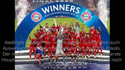 DFB-Pokal 2020/21: 1. Hauptrunde - Live-Übertragung, Datum, Termine, Uhrzeit ab 11.9.20