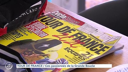 TOUR DE FRANCE / Ces passionnés de la Grande Boucle