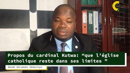 Réaction de Karamoko Abdoulaye membre du bureau politique du RHDP issu de l'UDPCI sur l'actualité sociopolitique ivoirienne