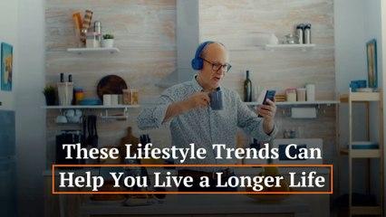 The Live Longer Lifestyle