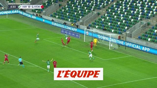 Tous les buts du lundi 7 septembre - Foot - Ligue des nations