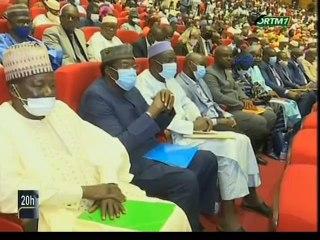 ORTM / Cérémonie d'ouverture de la 57ème session ordinaire de la conférence des chefs d'Etat et de Gouvernement de la CEDEAO à Niamey