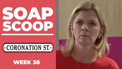 Coronation Street Soap Scoop - Leanne and Steve's devastating news