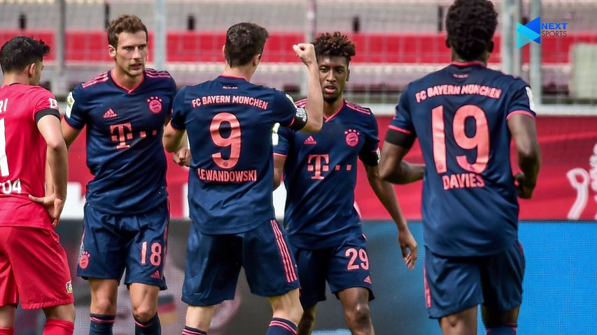 Next Media hợp tác với Bundesliga- Hiệu ứng đặc biệt và thông điệp đầy ý nghĩa - NEXT SPORTS