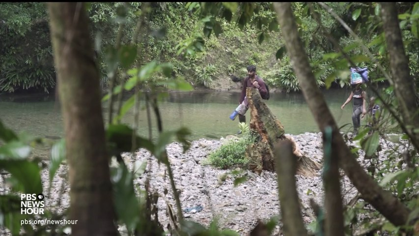 How U.S. Immigration Policy Affects Fate Of Migrants Braving The Deadly Darien Gap