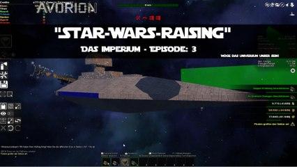 Avorion [Star-Wars-Raising] Stream E03