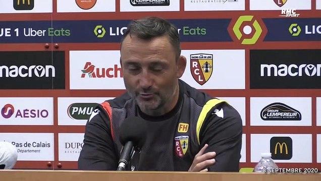 """Un PSG amoindri par le Covid ? """"Le favori n'est pas Lens"""" calme Haise"""