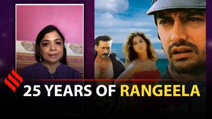 Shubhra Gupta revisits Rangeela